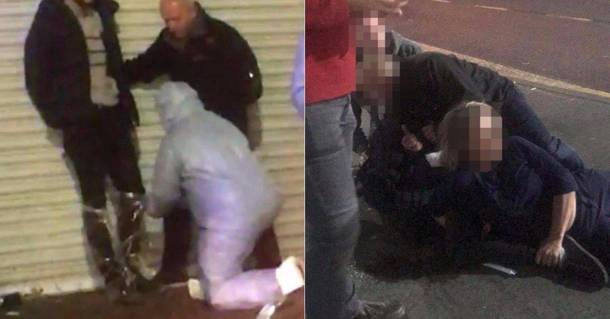 لندن- المشتبه بهما في تفجير المترو لاجئين من العراق وسوريا