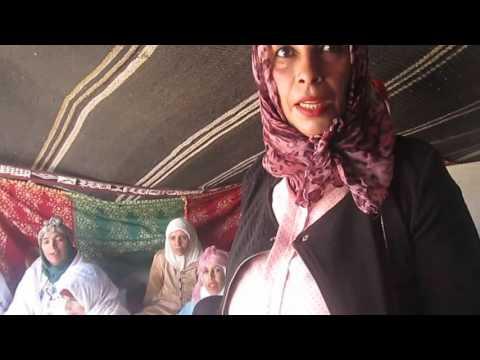 صورة جمعية المرأة والثقافة والمحافظة على التراث تندرارة بني كيل- مهرجان بوعرفة للفنون البدوية 2016