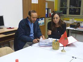 صورة جمعية توبقال في ايطاليا  تقارب وتلاقح حضاري