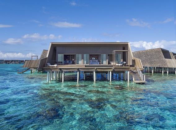 صورة سانت ريجيس للفنادق والمنتجعات تفتتح أول منتجع على جزيرة خاصة في المالديف