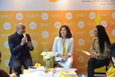 صورة شركة كيونت تدعم سيدات الأعمال بالمغرب   في اليوم العالمي للمرأة، كوني جريئة واصنعي تغيير