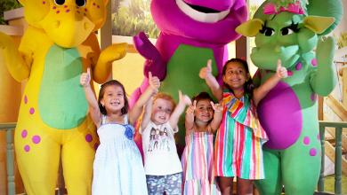 صورة دبي تعلم الأطفال الرفق بالحيوان من خلال احتفاليات ذا جرين بلانيت وماتيل بلاي باليوم العالمي للحيوان