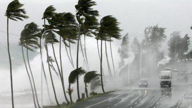 صورة تحذير مديرية الأرصاد الجوية – رياح قوية يومي الجمعة والسبت بالعديد من مناطق المغرب