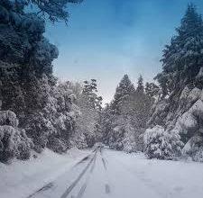 صورة المغرب- أمطار وزخات رعدية وثلوج في العديد من المناطق
