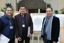 صورة الجمعية المغربية لفنون الخط تقيم معرضا بمقر منظمة الإسيسكو بالرباط