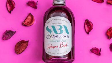 صورة احتفالات يوم الحب تكتمل مع شاي سابا كومبوشا بنكهة الكركديه والريحان