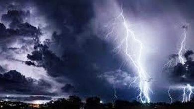 صورة خنيفرة- المغرب- عاصفة رعدية قوية تضرب الاقليم من اكلموس الى ام الربيع وتحدث خسائر فادحة في جل المنتوجات الفلاحية (فيديو)