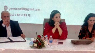 صورة السيدة هند الطواسي: التمكين الإقتصادي للمرأة رهين بإشراكها في اتخاذ القرار