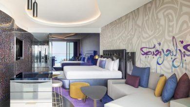 """صورة فندق دبليو دبي – النخلة هذا الصيف – مكان مذهل """"للعمل من المنزل"""" بإطلالات لا مثيل لها"""